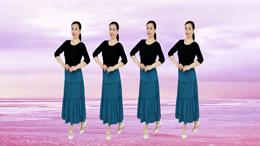 雪妹舞翩翩广场舞爱你无法取代-原创新歌新舞抒情舞蹈附教学