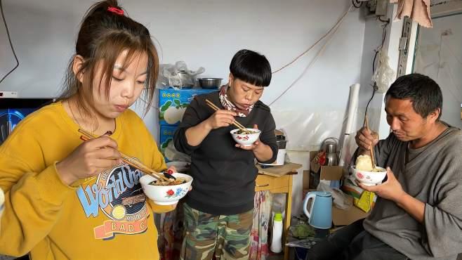 分享晋北农村日常,简单朴实惬意,这样的生活你想要吗?-《老文的快乐生活》
