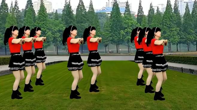 鸽子广场舞你别走-动感时尚32步,跳起来真好看