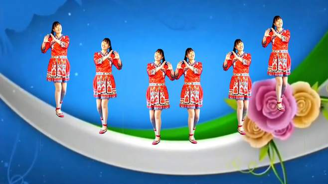济阳红霞广场舞后来还是分了手-悠扬悦耳时尚新颖
