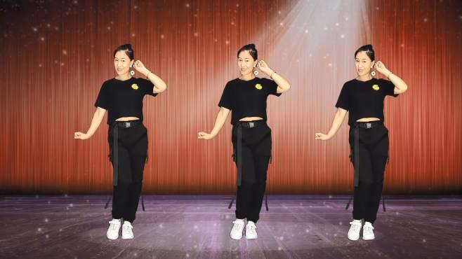 十里清清广场舞醉人瑶-流行热舞,停不下来的节奏