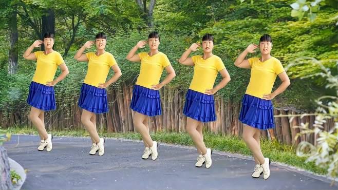 偶遇广场舞或许是我太傻-心碎旋律欢快舞步