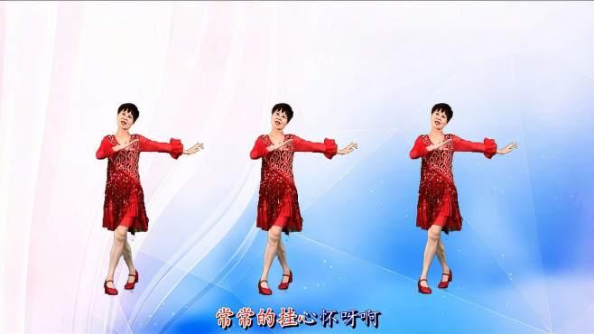 舞动朝阳广场舞送情郎-东北民歌唱得甜美又接地气!