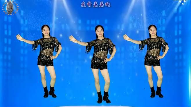 菲菲8广场舞美美哒-欢快节奏舞步时尚简单