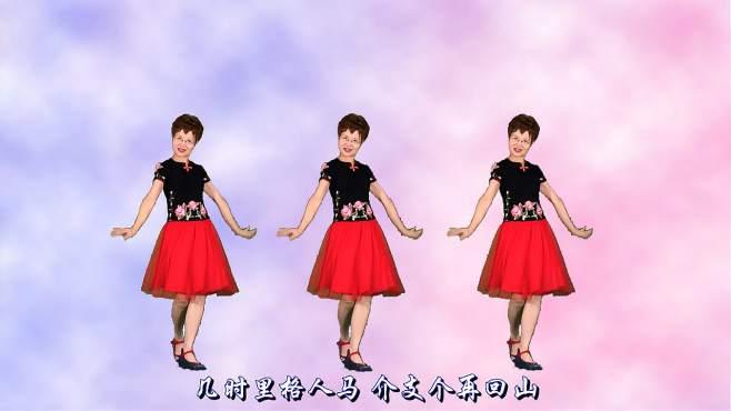舞动朝阳广场舞十送红军-唱出红歌无可替代的魅力!