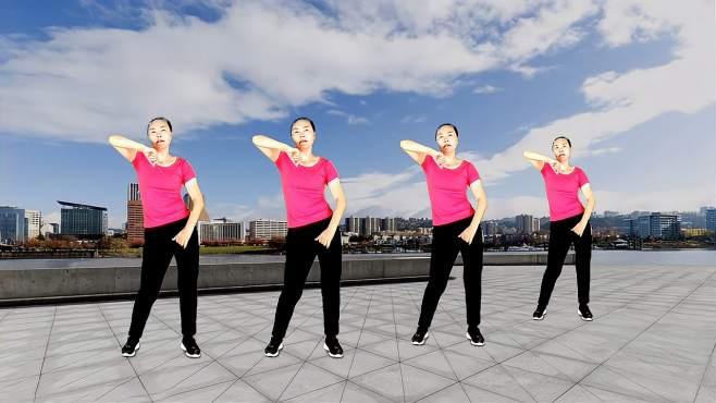 舞韵年华广场舞雨中泪-让自己的身体更健康