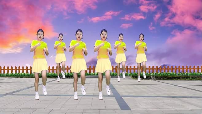 妙筠广场舞野花香-歌曲甜甜蜜蜜