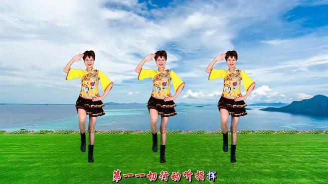舞动朝阳广场舞三大纪律八项注意-朴实刚劲的旋律,百听不厌!