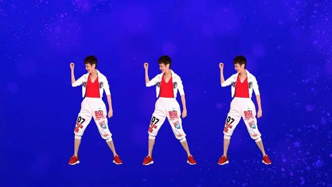 舞动朝阳广场舞街舞健身操-这么酷的健身操动作潇洒