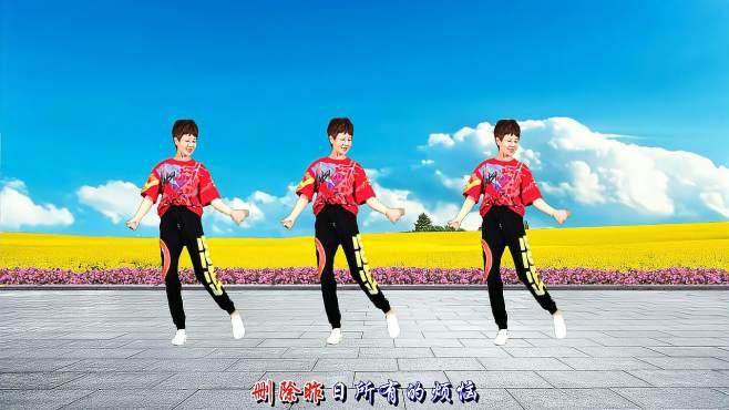 舞动朝阳广场舞快乐靠自己寻找-听出好心态,跳出健康来!