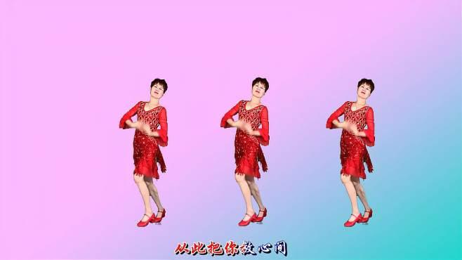 舞动朝阳广场舞红尘相伴-32步广场舞,舞姿优雅精彩至极!