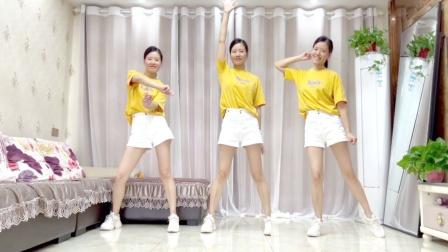 新生代广场舞失眠的夜-热门健身舞