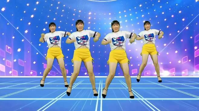 飞魅广场舞踢踏舞-32步节奏动感,魔性音乐嗨起来
