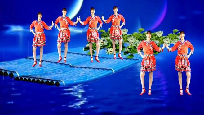 济阳红霞广场舞曾经被爱-悠扬动听新颖好看