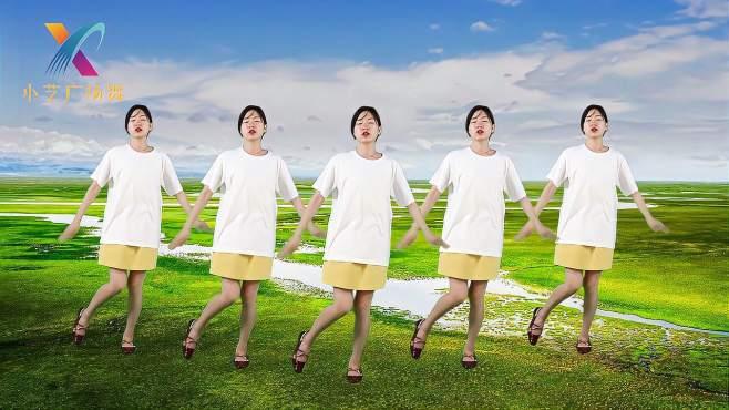 小艺广场舞有钱得瑟个啥-句句大实话,唱出多少人的心声?