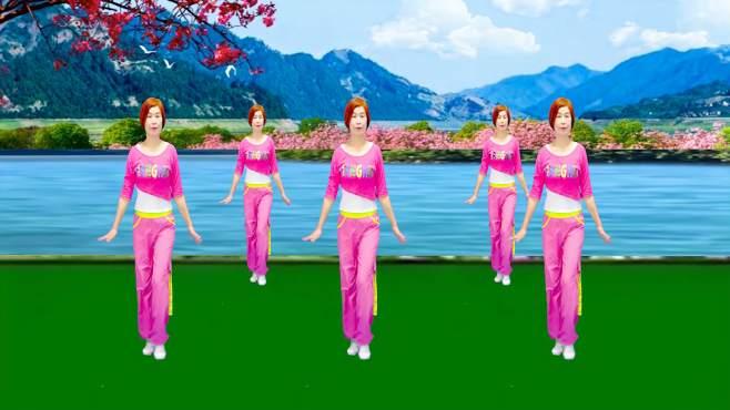 广州红色枫叶广场舞歌名歌-音乐好听舞蹈好看