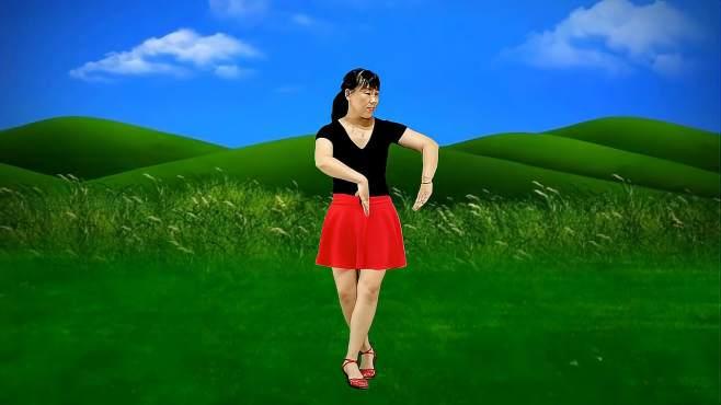 飞魅广场舞天籁传奇-蒙古舞常用的基本动作,跟我学跳
