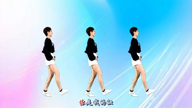 舞动朝阳广场舞你是我的妞-好听爆了,老少爷们都喜欢!
