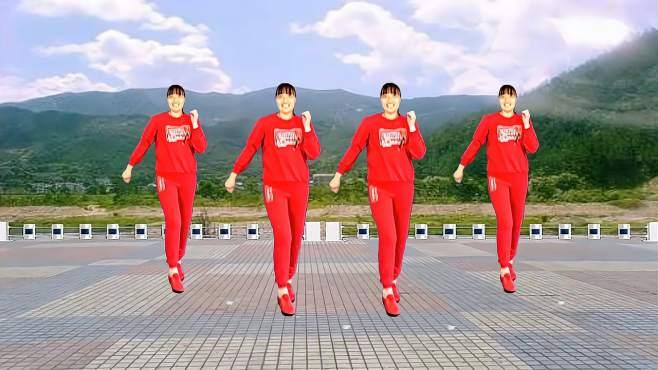 济阳红霞广场舞朋友陪你醉-动感劲爆时尚新颖