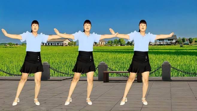 偶遇广场舞如果当时-节奏太美了搭配32步
