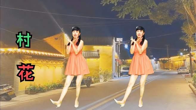 钦钦广场舞DJ村花-这个版广场舞更简单易学,不信打开看看