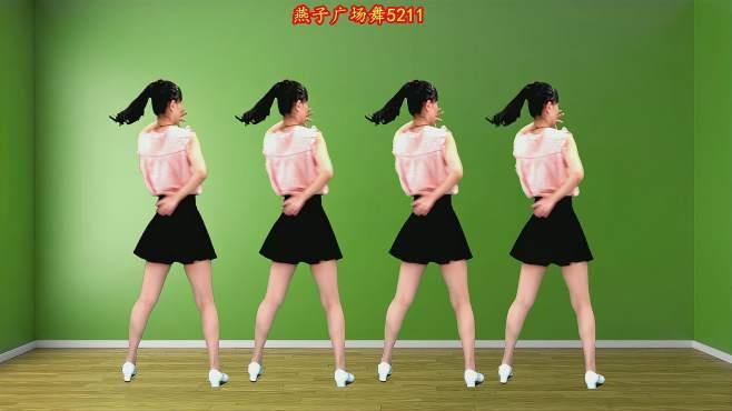 5211燕子广场舞断情散-演唱:玮一唱的深情感人