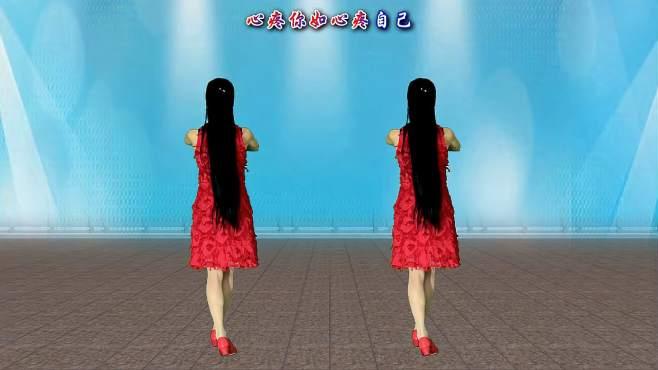菲菲8广场舞伤了心的女人怎么了-刘涛深情演唱,太好听了