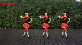 微妙广场舞一生最爱的是你dj-时尚动感健身舞,演唱:祁隆