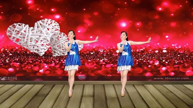玫香广场舞肩上的蝴蝶-旋律醉人,崔立伟演唱
