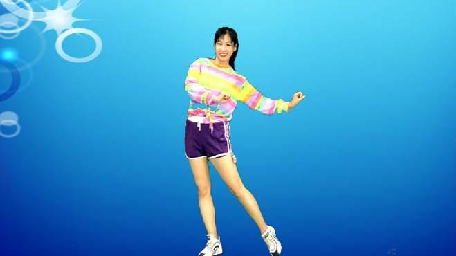 阿采广场舞思念山歌-很火,64步让你拥有好身材