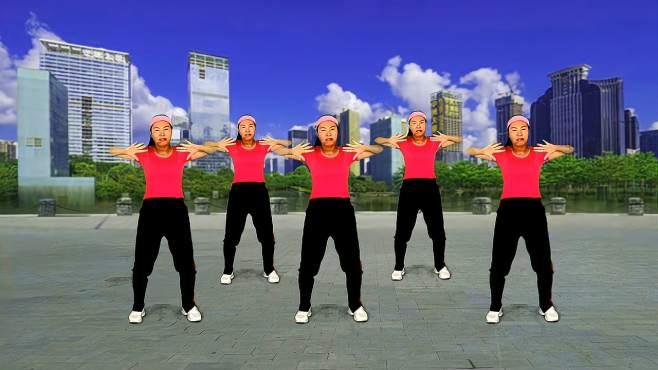 舞韵年华广场舞要爱你就来-