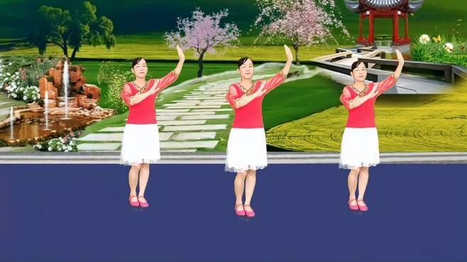 玫香广场舞万爱千恩-感人肺腑,唱出了多少父母的心声!
