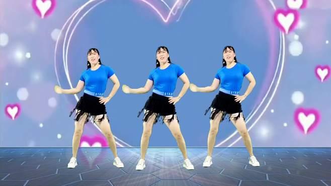 飞魅广场舞忆爱-广场热歌健身操,简单一看就会