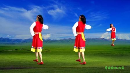 小慧广场舞套马杆-豪爽大气,让你跳完精神抖擞