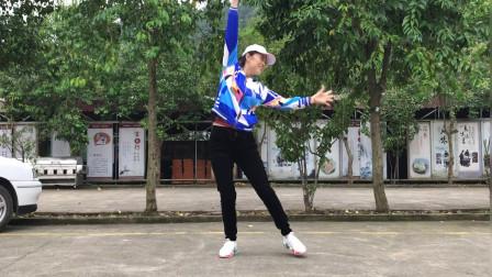 中江乐舞广场舞一颗心一个你-一生一世只爱你,满满的幸福感