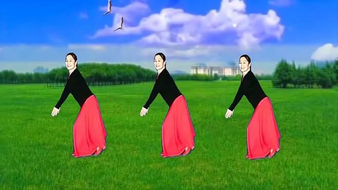 春晖广场舞一朵云在蓝天飘过-非常好听 一起来欣赏吧!