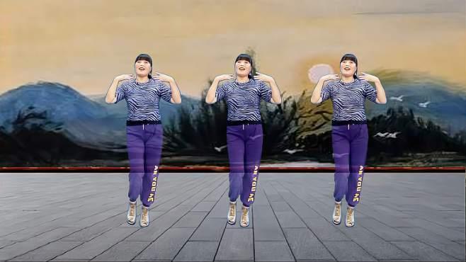 济阳红霞广场舞人这一辈子太累了-歌词现实好听,唱出生活无奈