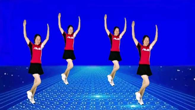 山东秋香广场舞走不完的路-人生就像趟不完的河,无论多么曲折都要过