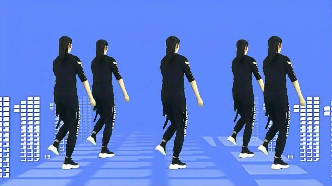 妃子红广场舞霸王别姬-经典歌曲好听,时尚舞步帅气好看