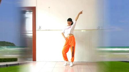 高安迷采广场舞映山红-动感舞步,网红32步附教学,岭上开遍哟映山红