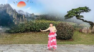 梦若浮萍之芜湖飞翔广场舞今天是你的生日-董晓跃深情演绎