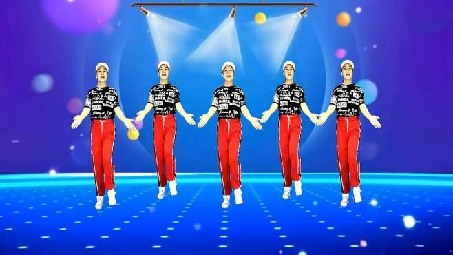 阿梅原创广场舞究竟为什么-动感时尚,简单大气又好学
