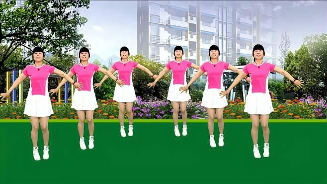 鸽子广场舞女人没有错-节奏轻快,舞步动感时尚又好看