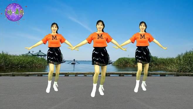 阿采广场舞怎么会如此冷血-超好听好看,64步跳出好身材